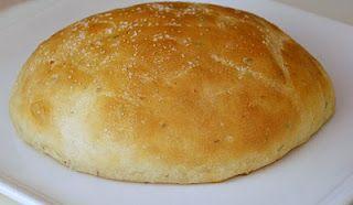 Rosemary Bread.  Mmmm....