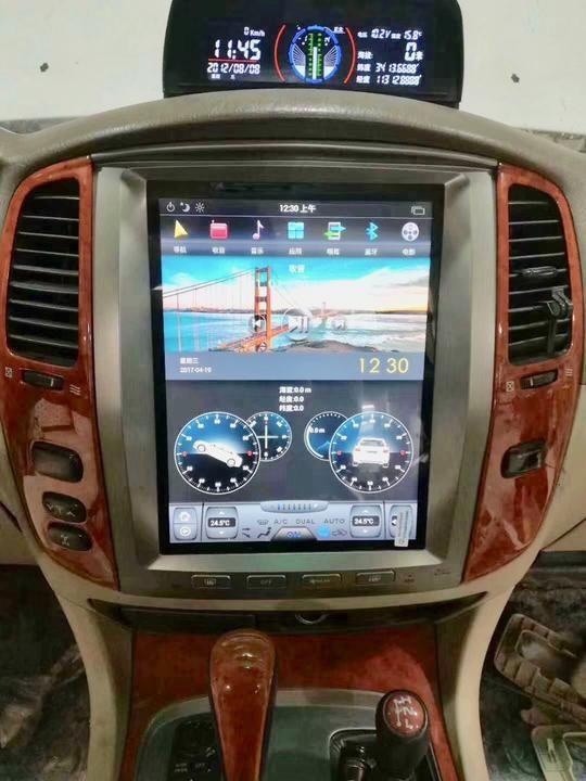 [Open Box]Toyota Land Cruiser LC100 Lexus LX 470 2003