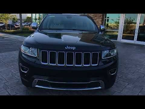 2014 Jeep Grand Cherokee Limited In Orlando Fl 32810 Jeep Grand