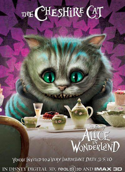 Alice In Wonderland Cheshire Cat Poster Cheshire Cat Alice In Wonderland Alice In Wonderland Poster Alice In Wonderland
