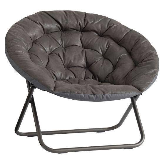 Charcoal Trailblazer Hang A Round Chair Round Chair