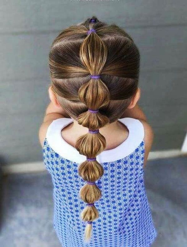 10 Simple And Easy Girl Toddler Hairstyle Hair Styles Toddler Hair Little Girl Hairstyles