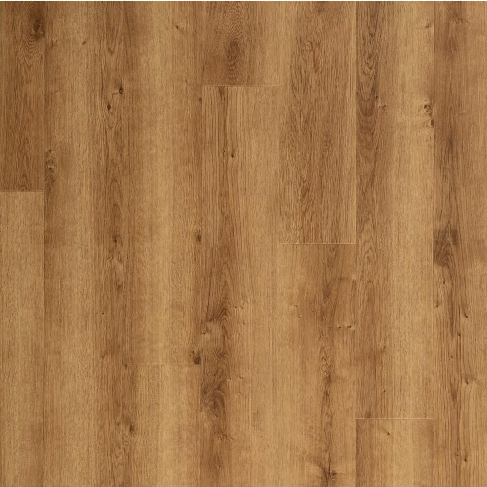 Blonde Oak Rigid Core Luxury Vinyl Plank Cork Back Luxury Vinyl Plank Vinyl Plank Waterproof Flooring