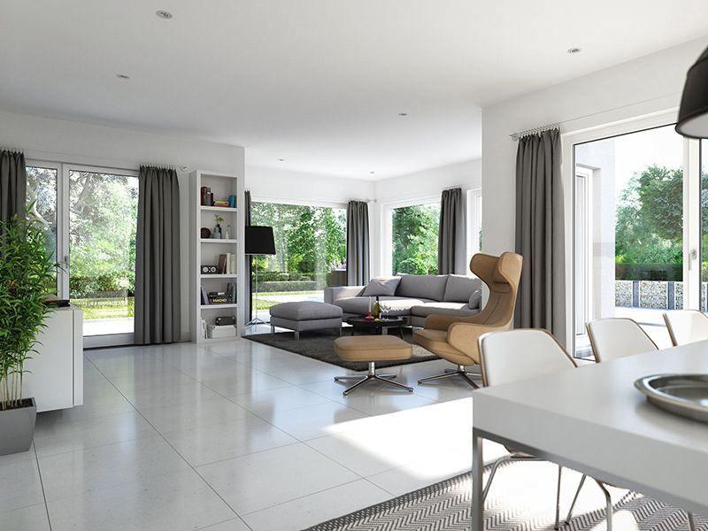 sunshine wohnbeispiel wohnzimmer living haus haus pinterest. Black Bedroom Furniture Sets. Home Design Ideas