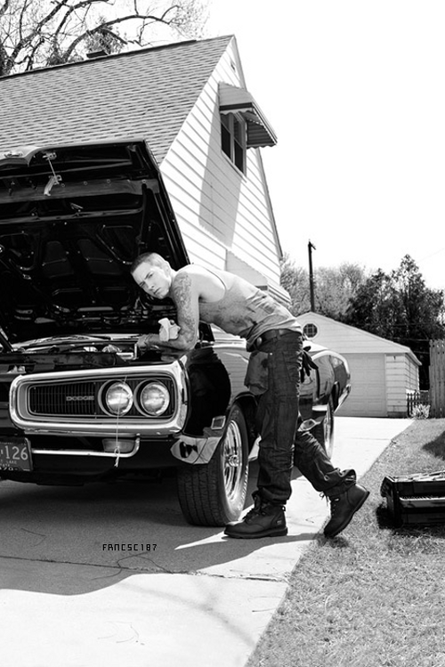 size 40 76e69 60315 Eminem screminshadytillidie  Fixing the car ! If you are a fan , my blog is  just for you ! props to fancsc187