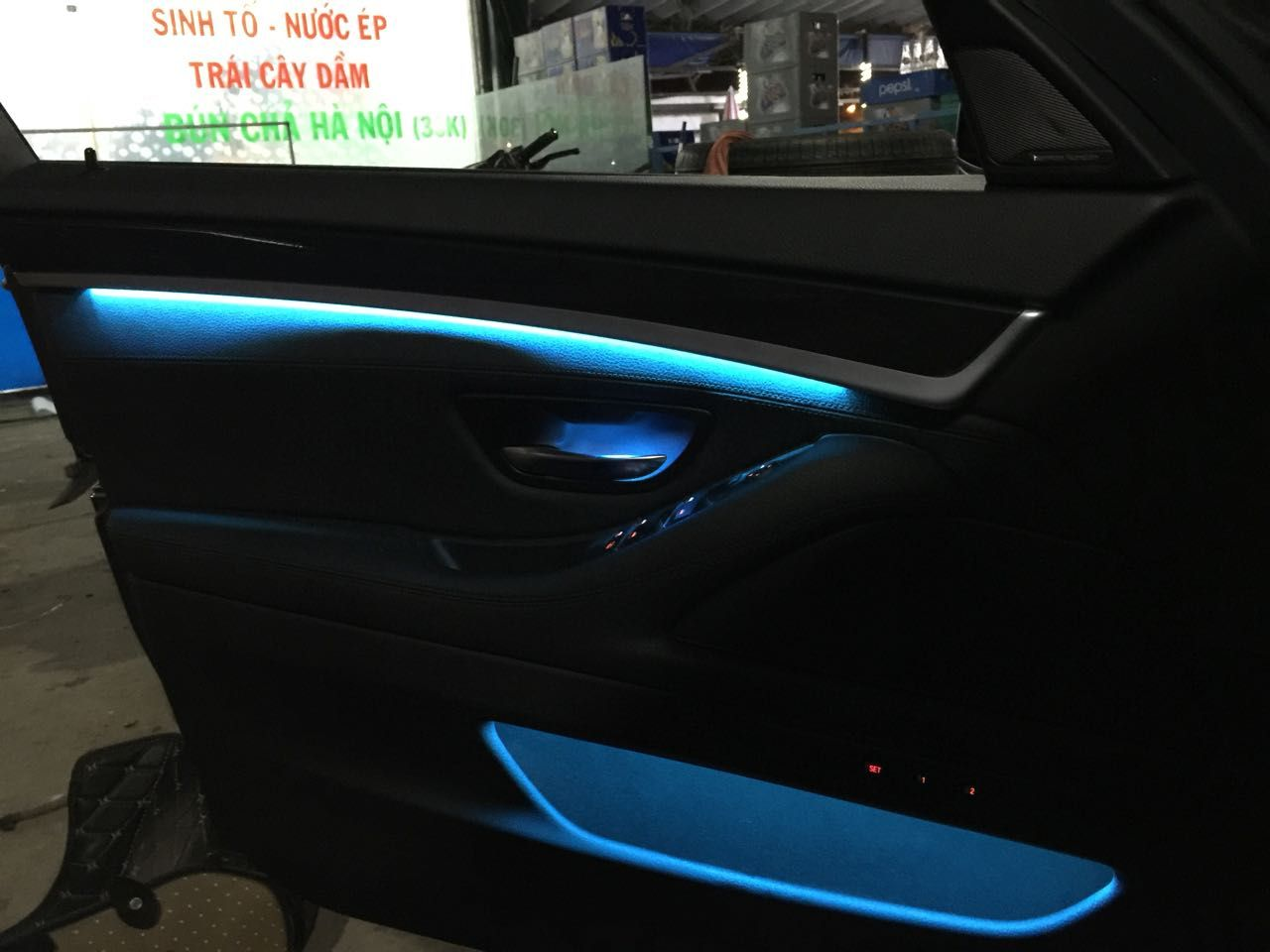 Ambient Lighting Upgrade For Bmw F30 Ambient Lighting Lamp