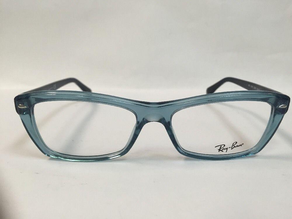 7b5f10f9d6a Ray-Ban 5255 Eyeglasses 5235 Blue Rx Frames 53 mm in Health   Beauty ...