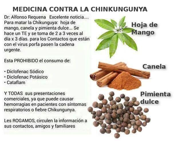 2 recetas caseras medicinales