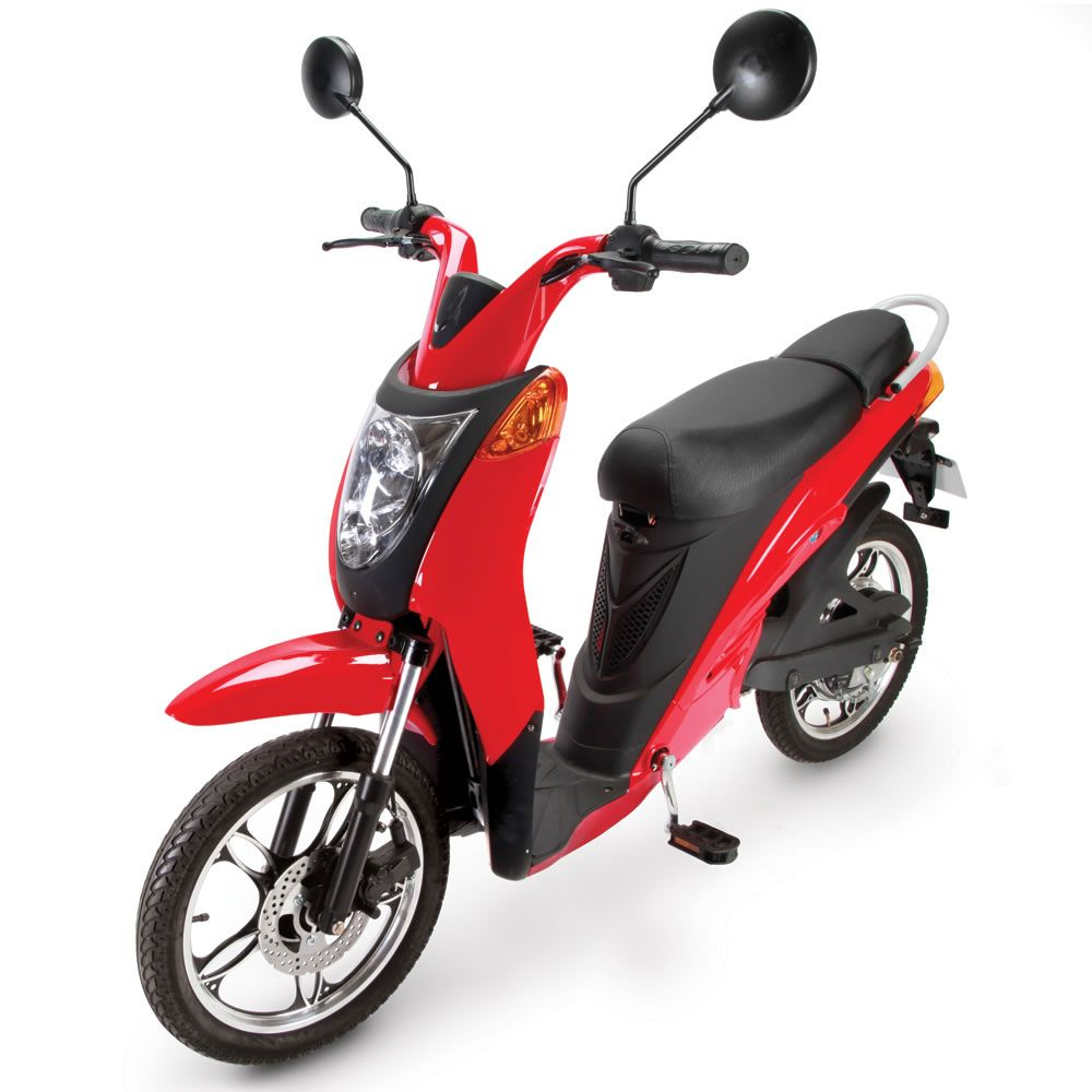 Toys car and bike  The Commuterus Advanced Electric Bicycle  Hammacher Schlemmer