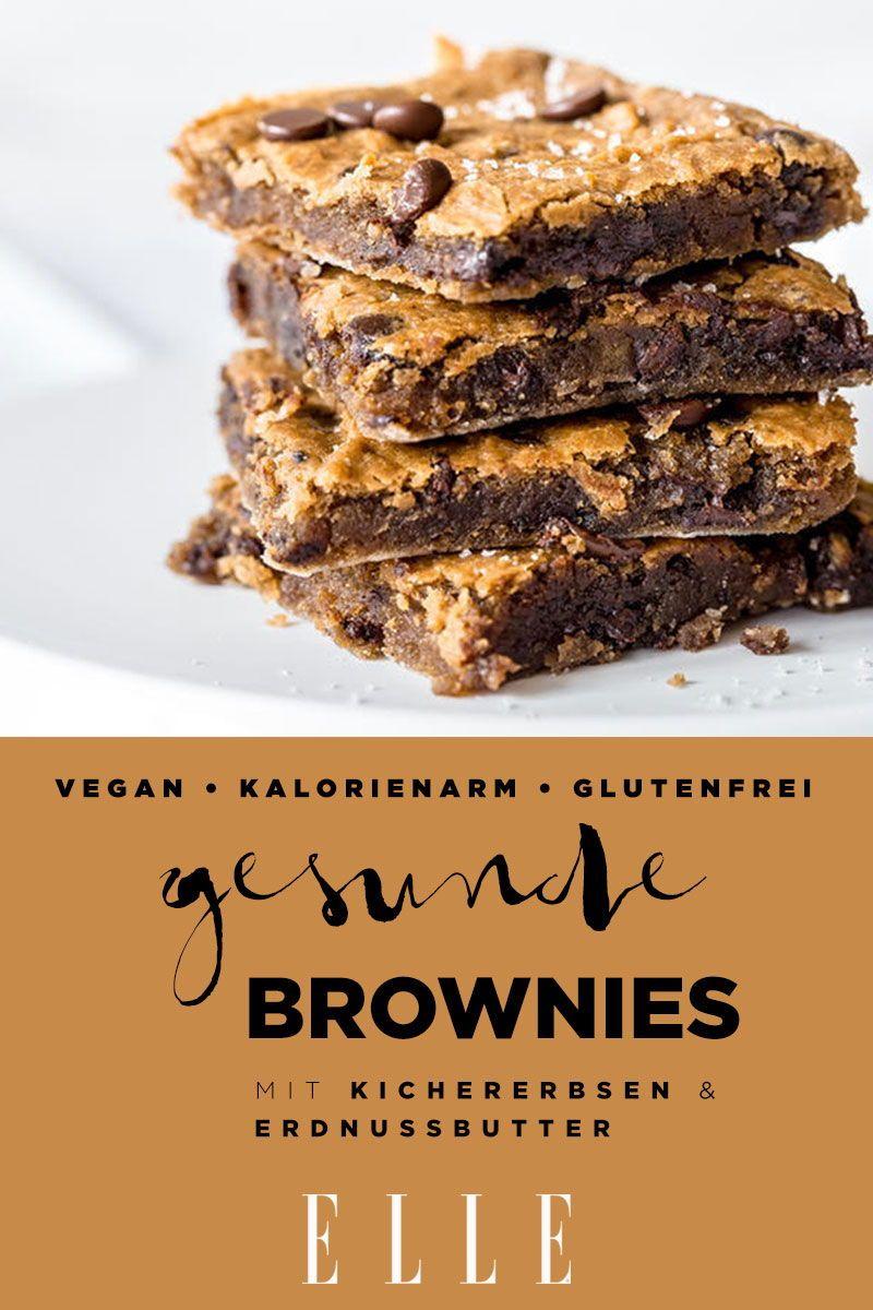 Blondies: Vegan, kalorienarm, glutenfrei – die gesunden Brownies