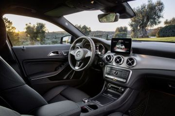Mercedes Benz Gla 220d 4matic Canyon Beige Interior Leather