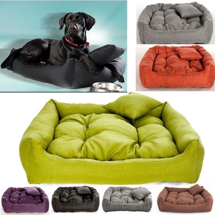 Details About Luxury Soft Comfy Dog Bed Cat Pet Warm Sofa Bed Cushion Extra Large Up To 130cm Domashnie Pitomcy Divan Dlya Sobak I Myagkaya Mebel