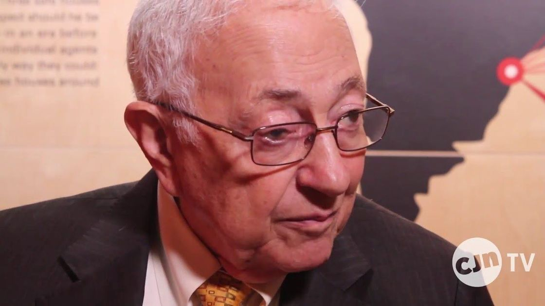 """An interview with Milton Maltz about the exhibit """"Operation Finale: The Capture & Trial of Adolf Eichmann"""" at the Maltz Museum."""