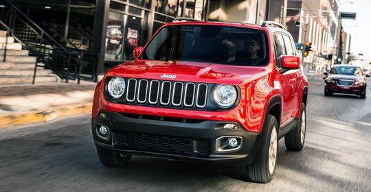 Jeep Renegade Cena Tehnicheskie Harakteristiki Jeep Renegade
