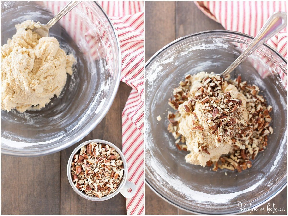 Easy Pecan Snowball Cookie Recipe Snowball cookie