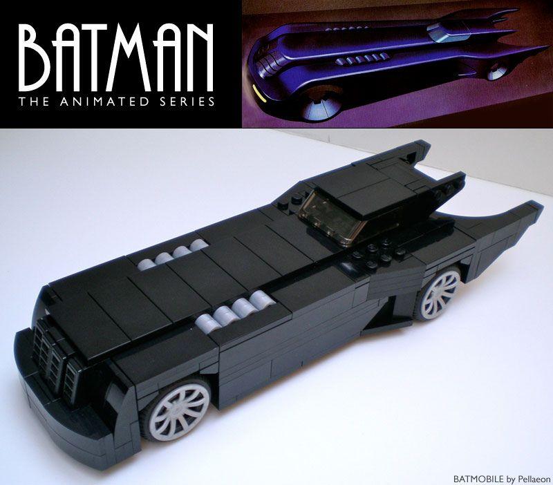 lego batman the animated series batmobile lego. Black Bedroom Furniture Sets. Home Design Ideas