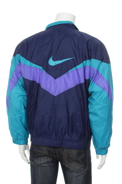 Vintage 90s Nike Swoosh Windbreaker Jacket Color Block Etsy Windbreaker Jacket Windbreaker Jackets