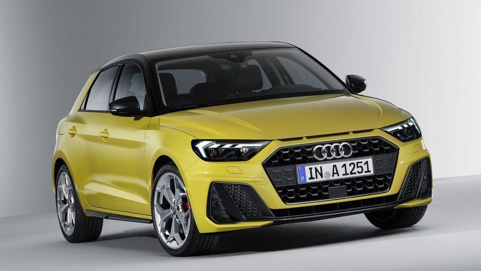 2019 Audi A1 Voiture
