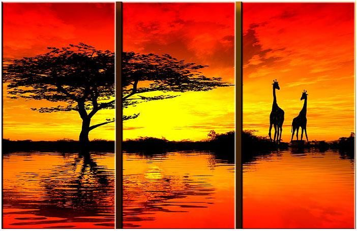 Sunset Paintings By Famous Artists 43945 | BITNOTE