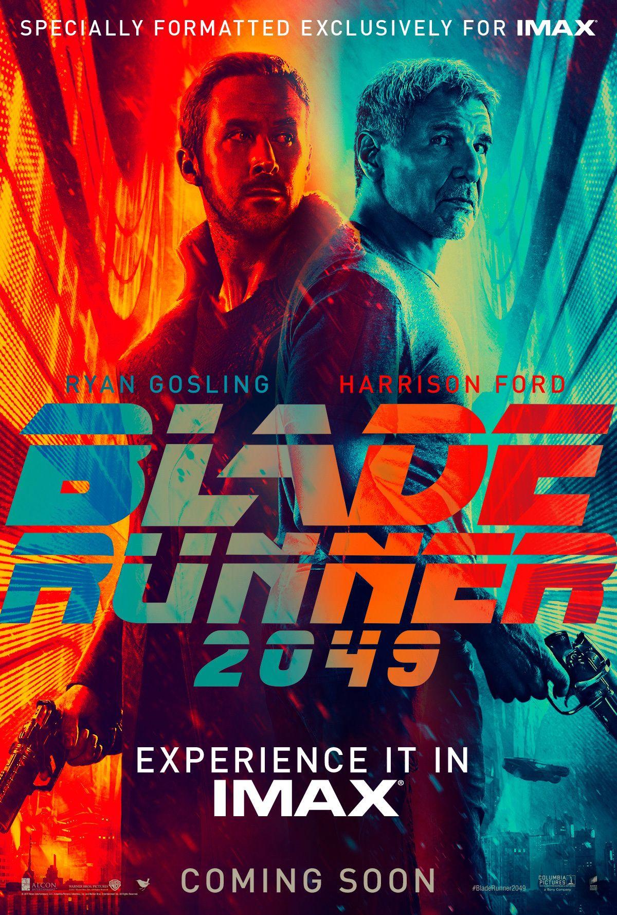 Poster Internacional De Blade Runner 2049 Blade Runner Lixeira Carro Posters De Filmes