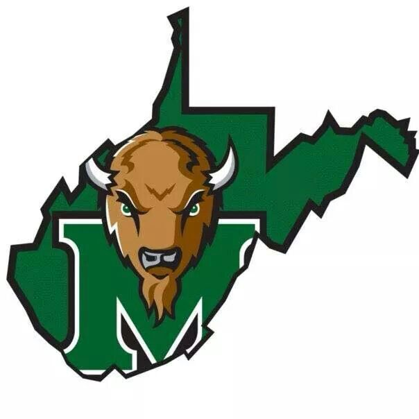 Marshall Thundering Herd NCAA College Vinyl Decal Sticker Car Window Wall