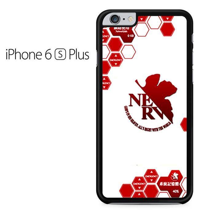 Evangelion Nerv Iphone 6 Plus Iphone 6S Plus Case