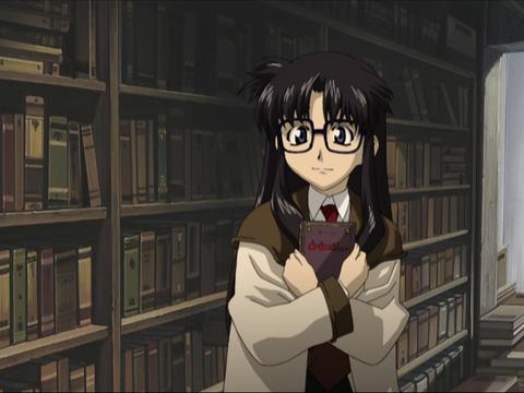 Katherine and Algernon   Digimon Forum RP