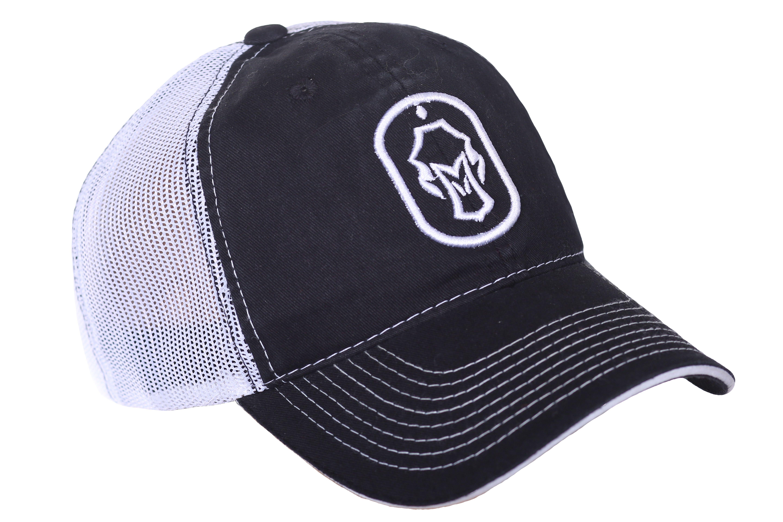bb23dc95 Hard Core - Dog Tag Hat Black Mesh Strap Back #HardCore #HardCoreClothing  #Lifestyle #Hat #WaterfowlHunting #HardCoreDogTag
