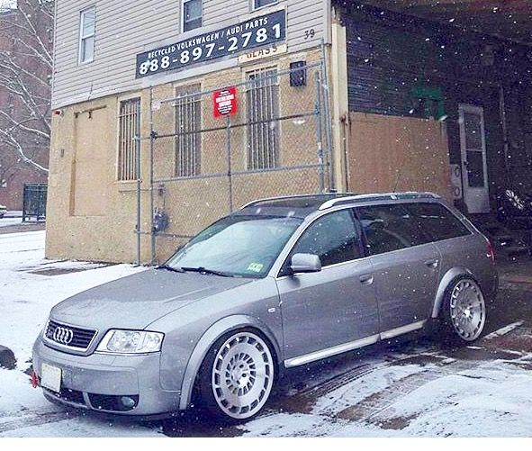 Audi Allroad Avant Wagon C The Body Style Was Made - Cool cars made in 2001