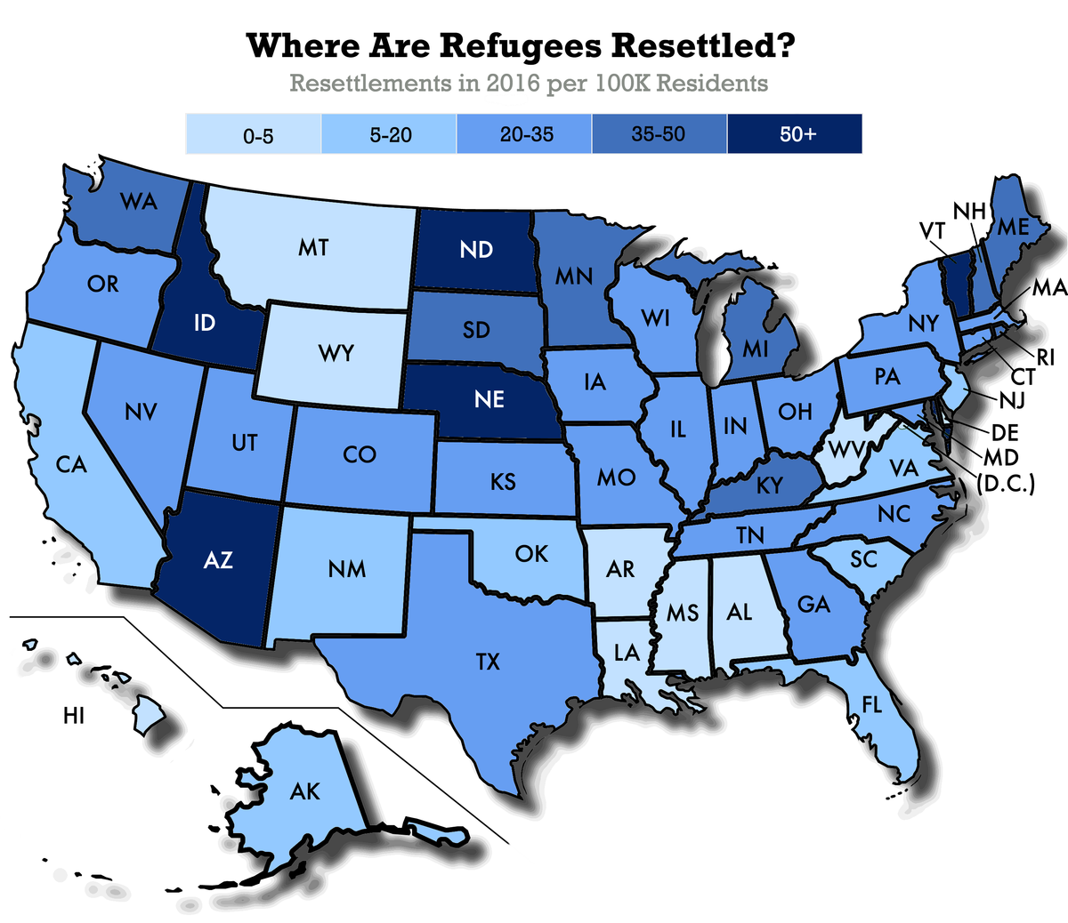 The United States of Refugees