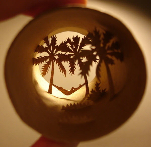 From Toilet Roll To Paper Art: 12 Amazing Examples
