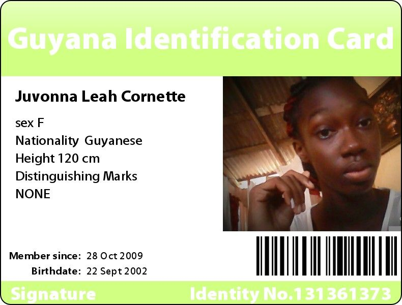 Make your own ID card, press pass, name tag, or any other kind of