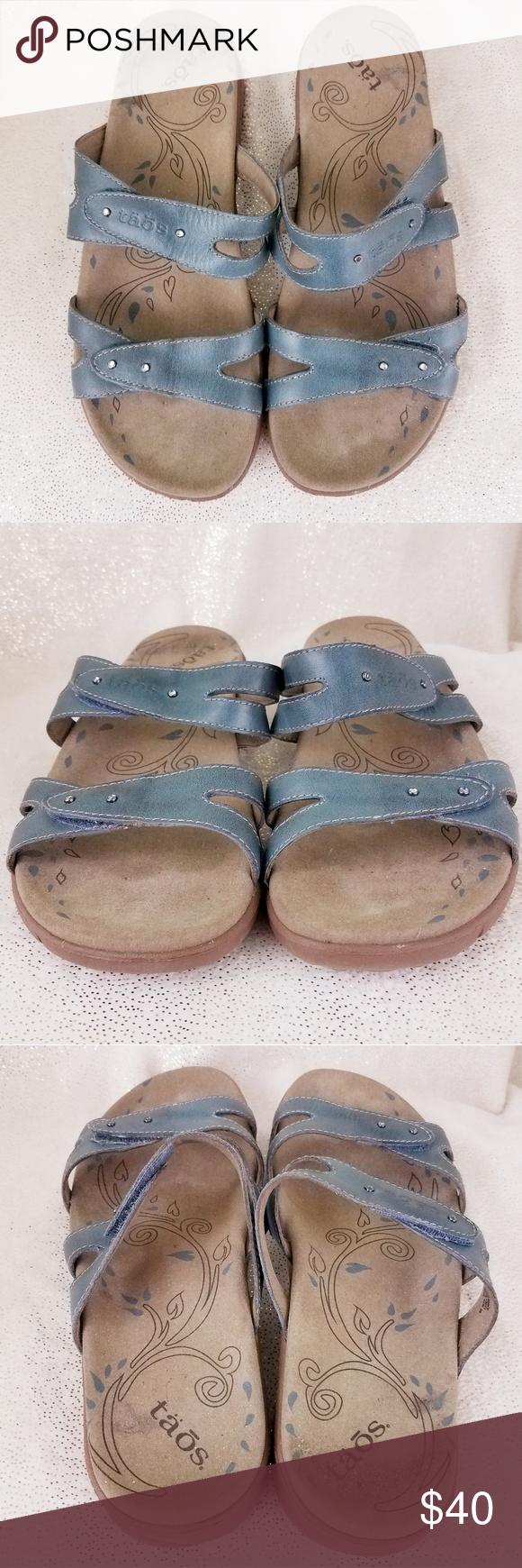 Taos Journey Sandals