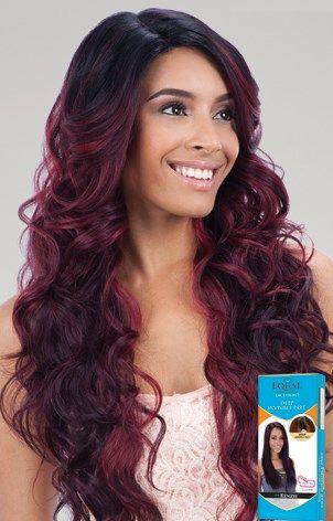 SHADOW - Shake-N-Go Fashion, Inc.   Wig hairstyles, Half