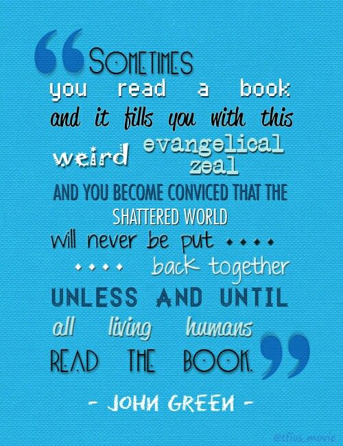 Pin by Rachel D on The Fault in Our Stars | John Green ...