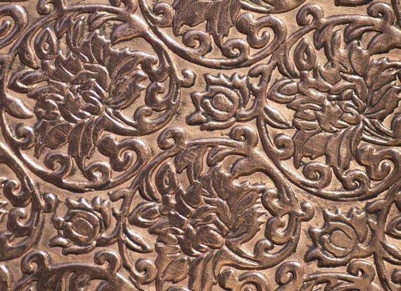 Copper Textured Metal Blank Lotus Flowers 26g Enameling Enameled Enamel Jewelry Shape Blank Type Of Metal Coppe Sheet Metal Wall Sheet Metal Sheet Metal Art