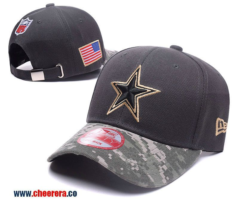 559138db312f0c 2018 New NFL Dallas Cowboys Adjustable SnapBack Amy Green Hat ...