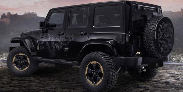 2014 Jeep Wrangler And 2014 Dodge Challenger Win Kelley Blue
