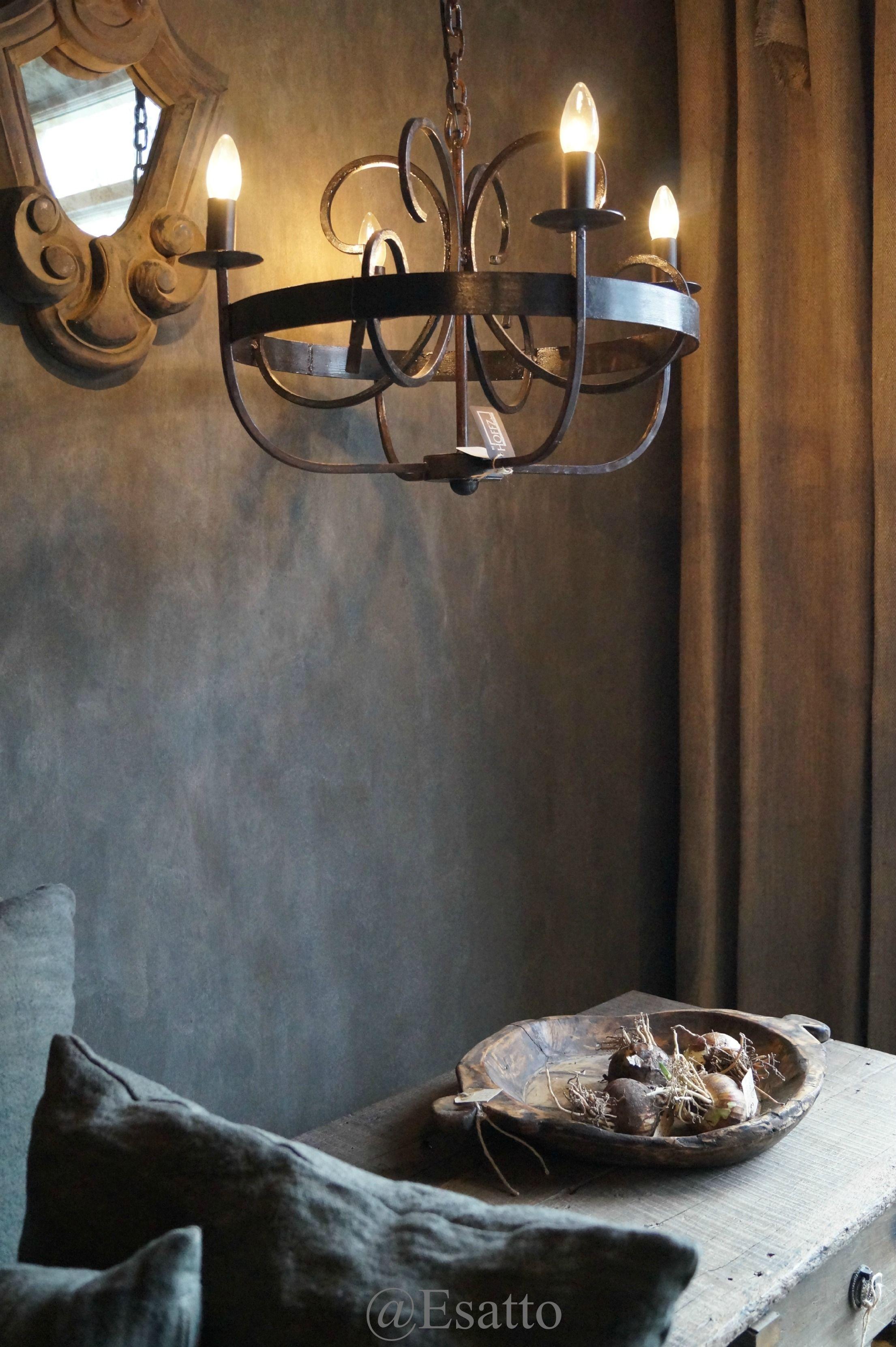 Lamp hoffz wannahaves pinterest lampen landelijk for Landelijk wonen verlichting
