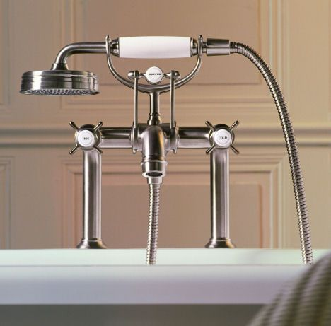 Axor Montreux period-style bathroom faucet collection from Hansgrohe ...