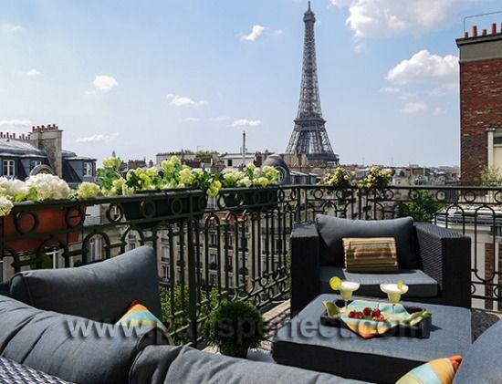 Paris Perfect Vacation Rental Near Eiffel Tower paris dreamin