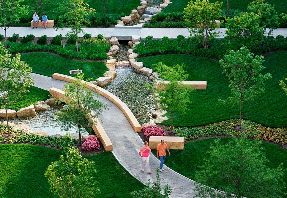 Tips For Landscape Design Of A Beautiful Garden Miami Valley Hospital Landscape Design Krzjykd Landscape Design Modern Landscape Design Modern Landscaping
