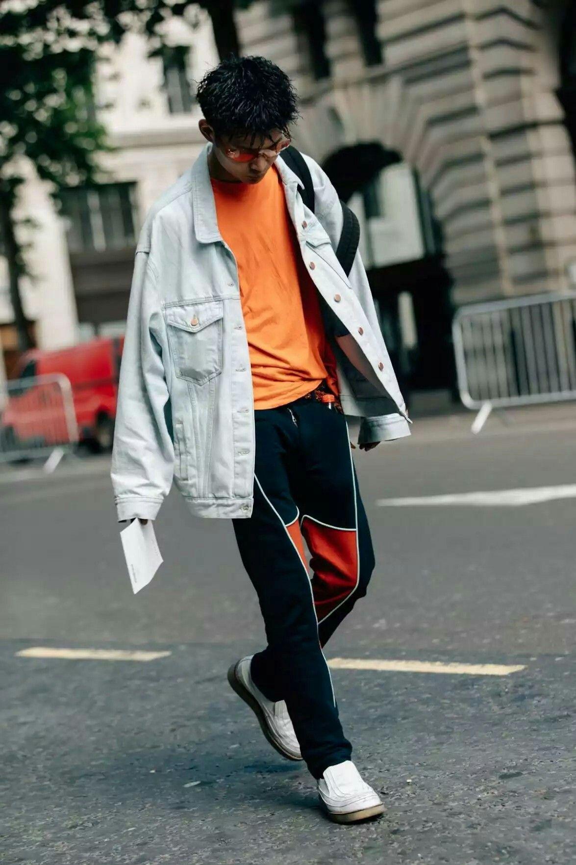6c8fc47f830c The Best Street Style from London Fashion Week Men s