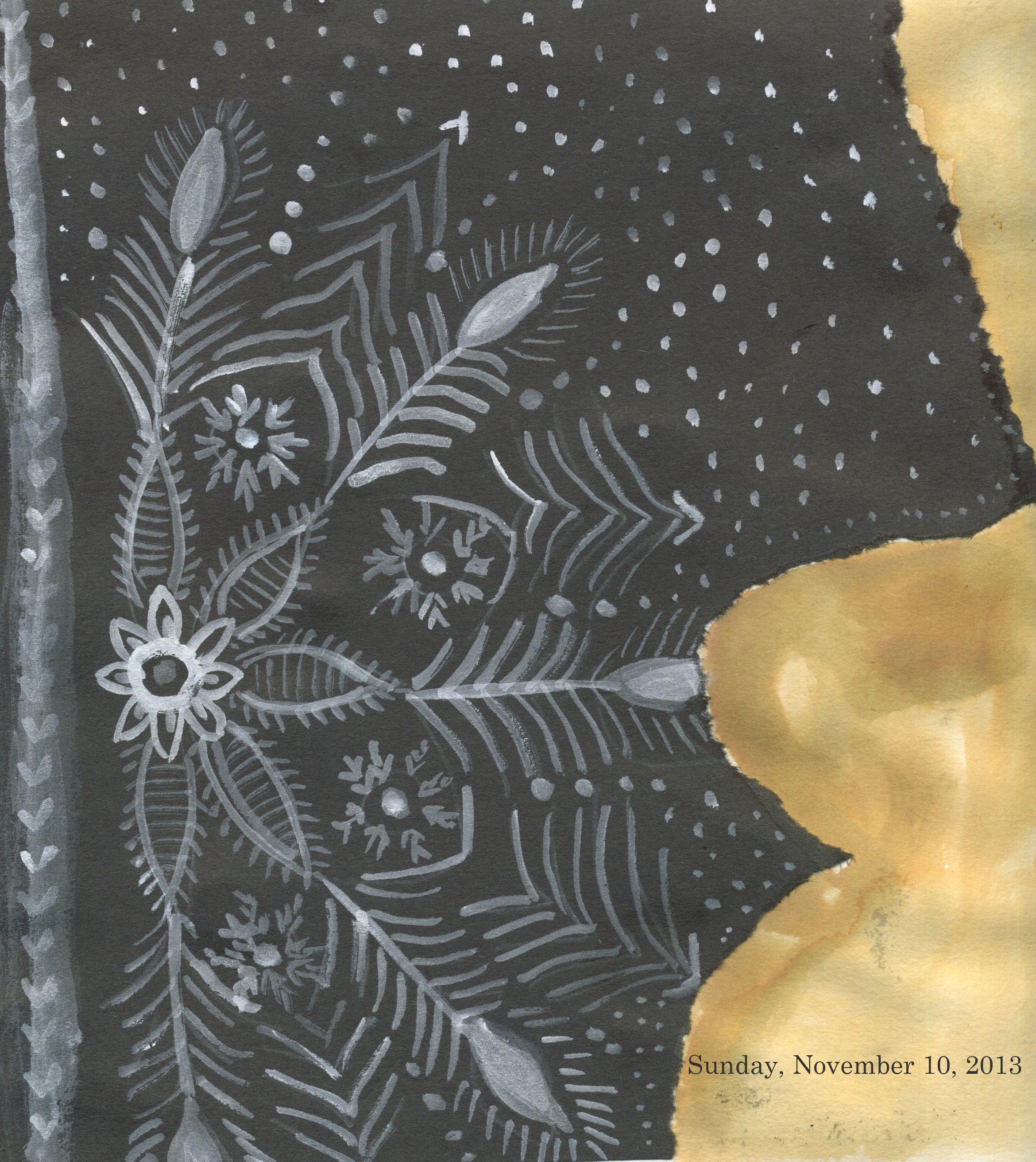 Julie Powell 11-10-13 | Art, Art journal, Illustration