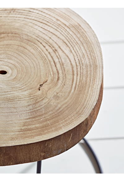 Elegant NEW Wood Slice Table Small JUST ARRIVED Photos - Latest small side table with shelf Simple