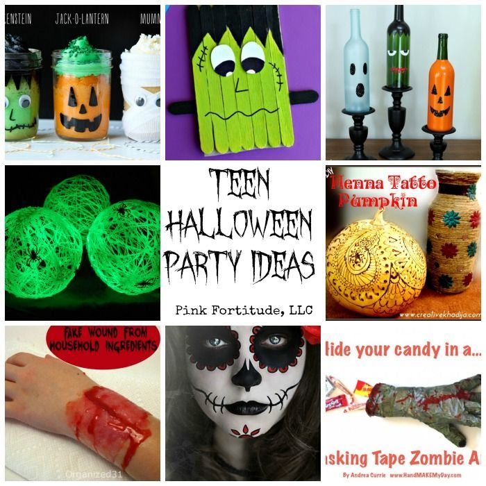 Teen Halloween Party Ideas by coconutheadsurvivalguide - halloween party ideas decorations