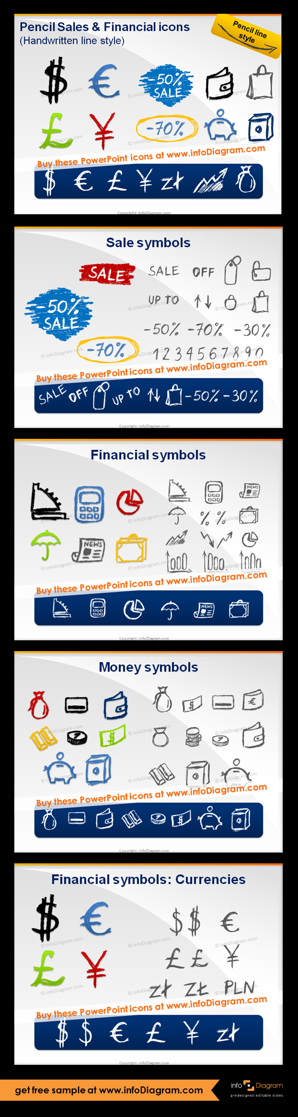 Pencil sales and financial symbols ppt icons clipart euro handwritten graphical elements for powerpoint pencil sketch symbols for sales and finance sale symbols bag doodled by pencil discount numbers off biocorpaavc Gallery
