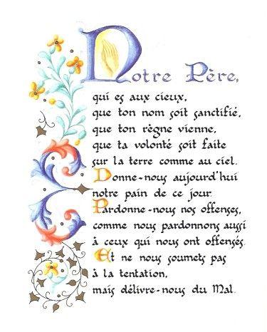 Une Priere Est En Resonance Vibratoire Avec Nos Chakras Arc Therese Guillet Magnetiseuse Over Blog Com Priere Notre Pere Priere Priere Chretienne