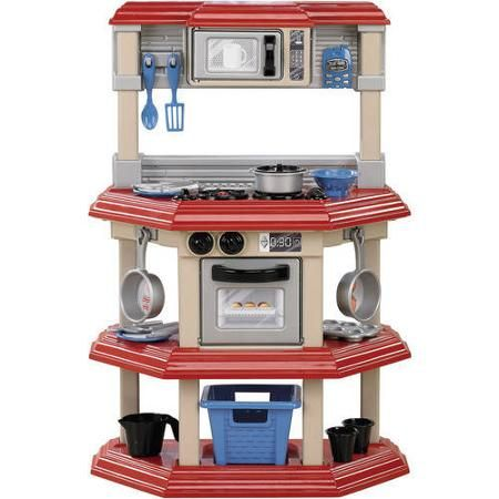 Fabulous American Plastic Toys My Very Own Gourmet Kitchen Kidlets Download Free Architecture Designs Lukepmadebymaigaardcom
