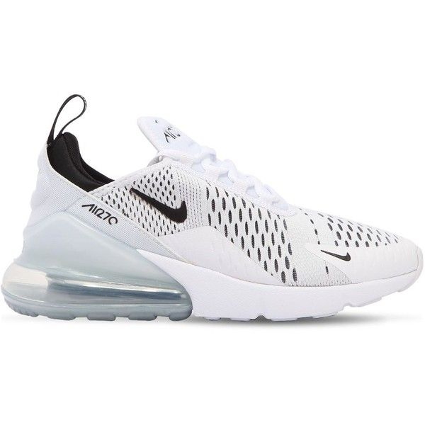 differently 41b42 85a34 Nike Women Air Max 270 Sneakers (277 AUD) ❤ liked on Polyvore featuring  shoes, sneakers, white, nike shoes, white shoes, logo shoes, nike and nike  sneakers